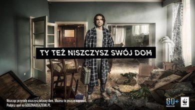 Photo of Niszcząc przyrodę, niszczymy własny dom! Marcin Dorociński dewastuje mieszkanie [WIDEO]