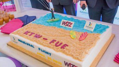 Photo of Wizz Air. Inauguracja połączenia z Katowic na Fuerteventurę