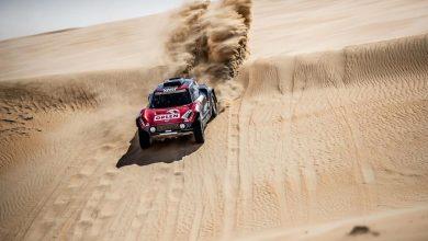 Photo of Kuba Przygoński i Timo Gottschalk awansowali w Abu Dhabi Desert Challenge