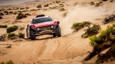 Photo of Abu Dhabi Desert Challenge 2019. Pech Przygońskiego i Gottschalka