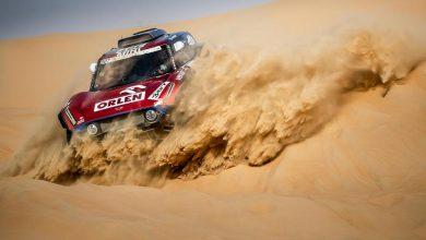 Photo of Abu Dhabi Desert Challenge 2019. Domżała i Marton na 3. miejscu. Przygoński daleko…