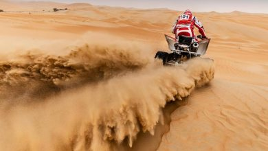 Photo of Abu Dhabi Desert Challenge: Sonik vs pasażer na gapę. Awans polskiego quadowca