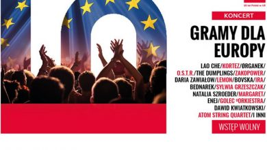 """Photo of 15 lat Polski w Unii Europejskiej. Koncert """"Gramy dla Europy"""". Polscy artyści wystąpią w Warszawie"""