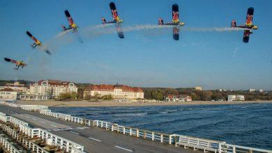 Photo of Łukasz Czepiela wylądował samolotem na… molo w Sopocie! [ZDJĘCIA][WIDEO]