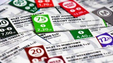 Photo of Nowe bilety w warszawskiej komunikacji miejskiej. Zmiana wzoru graficznego