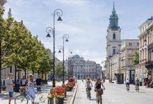 Photo of Warszawa. Krakowskie Przedmieście i Nowy Świat strefą pieszą