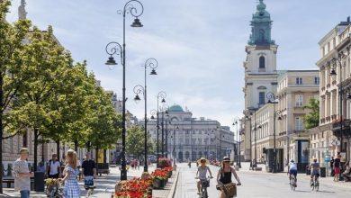 Photo of Warszawa. Ostatni pieszy weekend w tym roku na Trakcie Królewskim