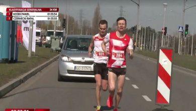 Photo of Czarneccy pierwsi na mecie 5. Gdańsk Maratonu. Wyniki