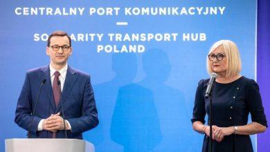 Photo of Centralny Port Komunikacyjny. 1600 km nowych linii kolejowych. 120 miast do 2,5 godz. [WIDEO]