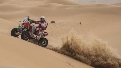 Photo of Abu Dhabi Desert Challenge. Rafał Sonik nie złamał żelaznej zasady rajdu