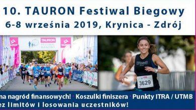 Photo of 10. TAURON Festiwal Biegowy w Krynicy-Zdroju. Trwają zapisy