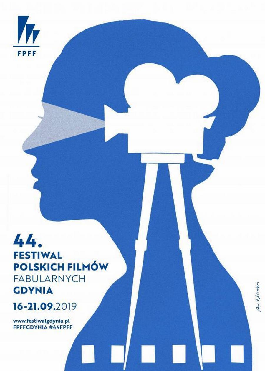 Oficjalny Plakat 44 Festiwalu Polskich Filmów Fabularnych W