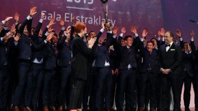 Photo of Gala Ekstraklasy za sezon 2018/19. Nagrody dla najlepszych. Piast Gliwice mistrzem Polski