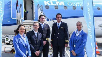 Photo of KLM na wrocławskim lotnisku. Nowe połączenie do Amsterdamu