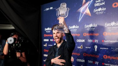 Photo of Duncan Laurence zwycięzcą Konkursu Piosenki Eurowizji w 2019 roku