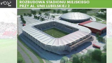 Photo of Łódzki stadion przy al. Unii będzie rozbudowany