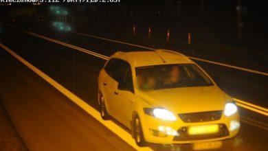Kierowca miał na liczniku 209 km/h