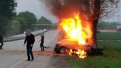 Photo of Majówka 2019. Ponad 2 tys. pożarów. 29-latka spłonęła w samochodzie