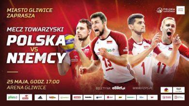 Photo of Siatkówka. Polska rozgromiła reprezentację Niemiec w Gliwicach