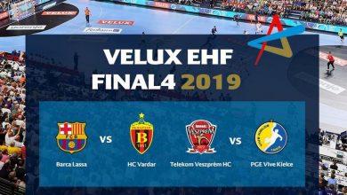 Photo of EHF Liga Mistrzów. Wiemy z kim zagra PGE VIVE Kielce w FINAL 4