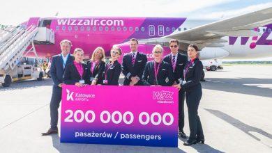Photo of Wizz Air – 15. urodziny. 200 milionów pasażerów. Uroczystość na katowickim lotnisku [ZDJĘCIA]