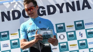 Photo of Gran Fondo Gdynia 2019. Daniel Majkowski zwycięzcą wyścigu. Gwiazdy charytatywnie