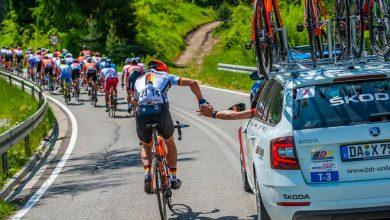 Photo of Francuz Nicolas Prodhomme zwycięzcą kolarskiego Wyścigu Narodów