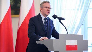 """Photo of Obchody 1 września – """"Pamięć i przestroga"""". Prezydenci Polski, Niemiec i USA na na Placu Piłsudskim"""