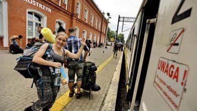 Photo of Pol'and'Rock Festival 2019. Morawiecki przywrócił pociągi do Kostrzyna nad Odrą