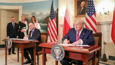 Photo of Andrzej Duda z wizytą u prezydenta Donalda Trumpa. Obecność sił zbrojnych USA w Polsce