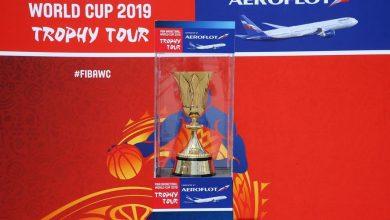 Photo of Trophy Tour 2019 w Warszawie. Puchar Mistrzostw Świata w koszykówce