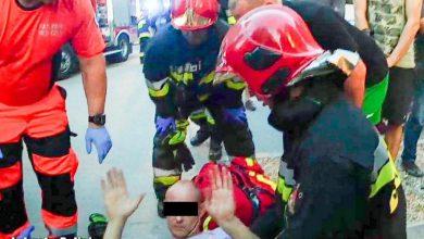 Photo of Kierujący uderzył w inny samochód, które potrąciło 12-latka. Był pod wpływem marihuany