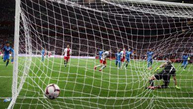 Photo of El. EURO 2020. Reprezentacja Polski pokonała Izrael [ZDJĘCIA]