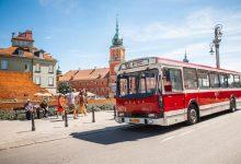 Photo of Wszystkie pojazdy komunikacji miejskiej na stołecznych drogach