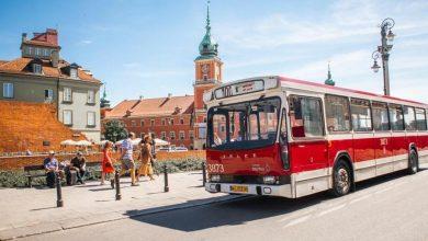 """Photo of """"Setka"""" i """"teTka"""" na ulicach Warszawy. Zabytkowe """"ogórki"""", berliety i """"berlinki"""""""
