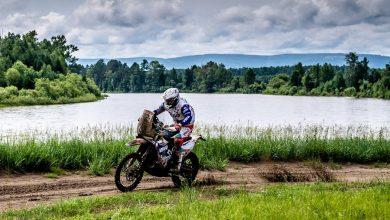 Photo of Polscy motocykliści na Silk Way Rally 2019. Dobry start po pierwszym dniu