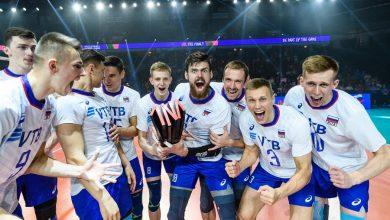 Photo of Finał Siatkarskiej Ligi Narodów 2019 w Chicago. Rosja ze złotem. Bednorz najlepszym przyjmującym