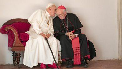 """Photo of Nowy film – """"Dwóch papieży"""". Anthony Hopkins w roli papieża Benedykta XVI"""