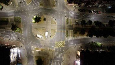 """Photo of """"Yellow boxy"""" na szczecińskich skrzyżowaniach. Żółte kratki poprawią płynność przejazdu?"""
