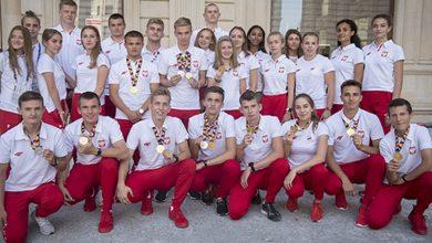 Photo of 15. Olimpijski Festiwal Młodzieży Europy: rekordowy EYOF. 15 medali biało-czerwonych w Baku