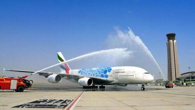 Photo of Linie Emirates – 340 km w jedną stronę. Najkrótszy lot Airbusem A380 na świecie