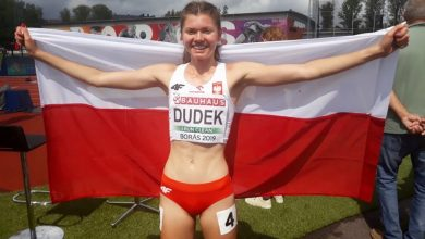 Photo of ME U20 w Borås. Złota Zofia Dudek w biegu na 3000 metrów. Polacy zdobyli 6 medali