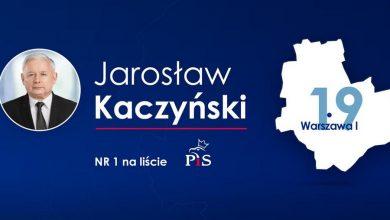 """Photo of Poznaliśmy """"jedynki"""" na listach PiS w wyborach do Sejmu"""
