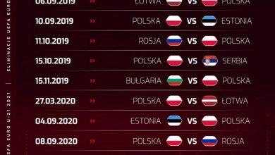 Photo of UEFA EURO U-21 2021. Mecz Polska – Estonia w Białymstoku. Terminarz