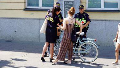 """Photo of Warszawa. Kampania """"Rower to pojazd"""". Cyklisto – zachowaj kulturę!"""