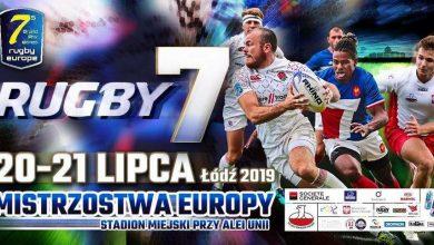 Photo of Mistrzostwa Europy w Rugby 7 Grand Prix Series. 12 reprezentacji narodowych w Łodzi