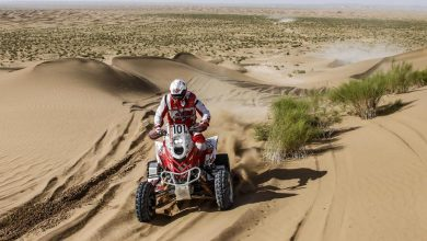 Photo of Silk Way Rally. Rywalizacja na piaskach pustyni Gobi. Rafał Sonik z… zatruciem pokarmowym