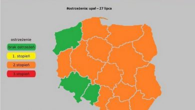 Photo of Afrykańskie powietrze nad Polską. Wyż Yvonne – rekordowe temperatury w Europie