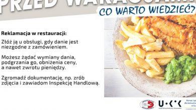 Photo of Wakacje. Mintaj zamiast dorsza, posiłki w hotelu. Jesz w barze lub restauracji? Poznaj swoje prawa
