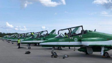 Photo of Gdynia Aerobaltic Airshow 2019. Saudi Hawks gwiazdą imprezy. Wyścig Lamborghini Huracan z samolotem odrzutowym